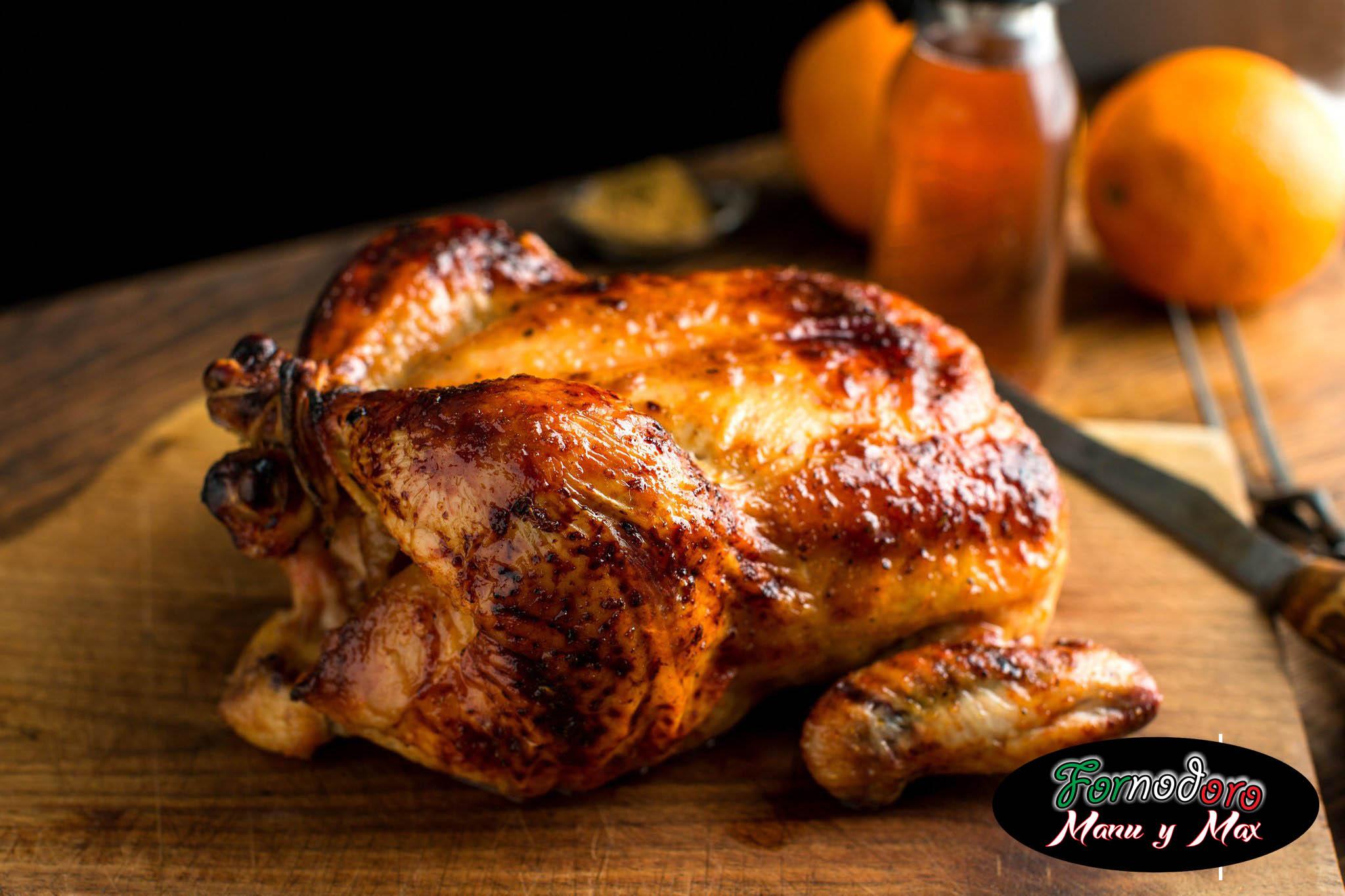 pollo asado en aldea blanca tenerife