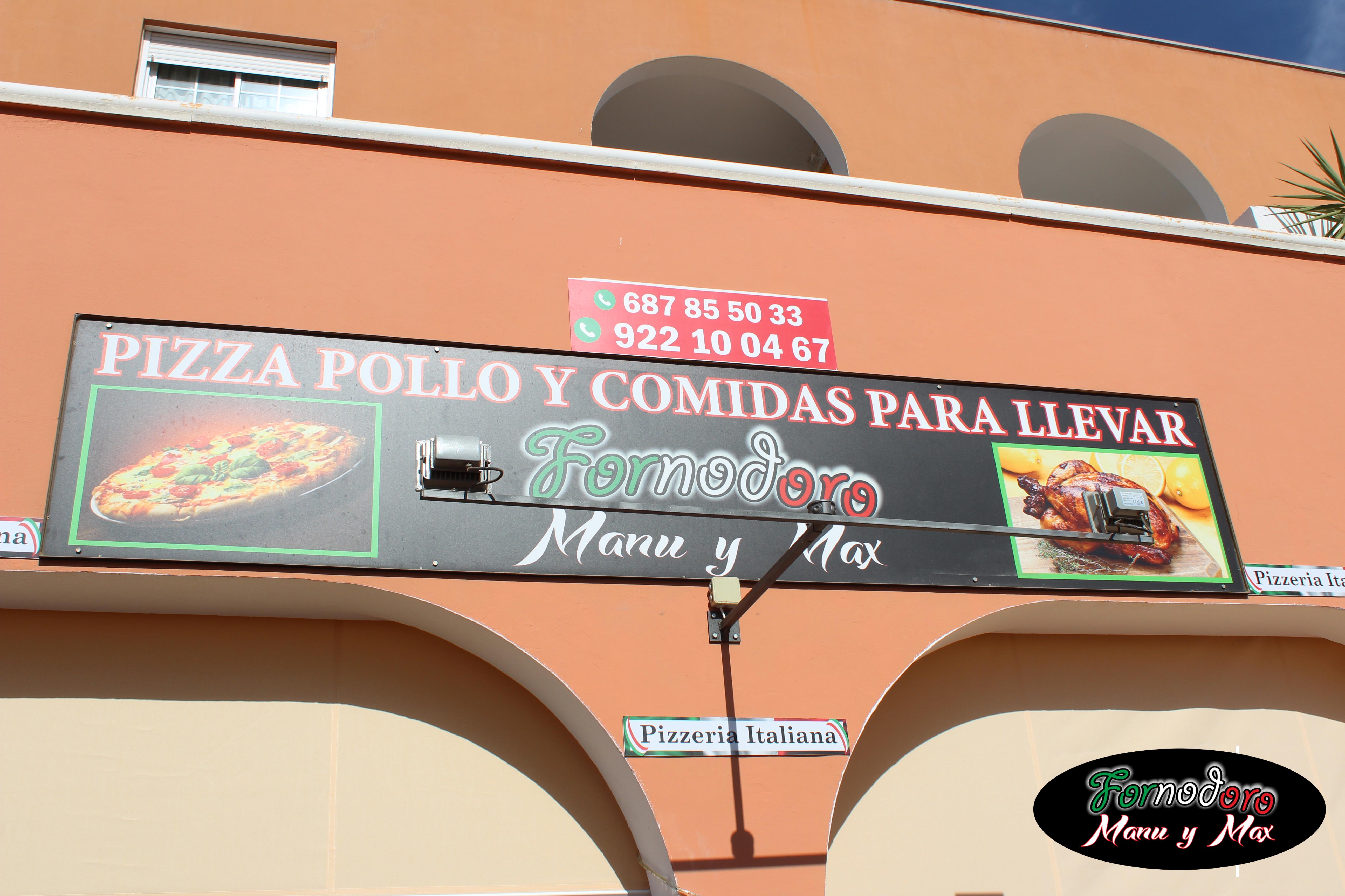 comida italiana para llevar delivery tenerife sur