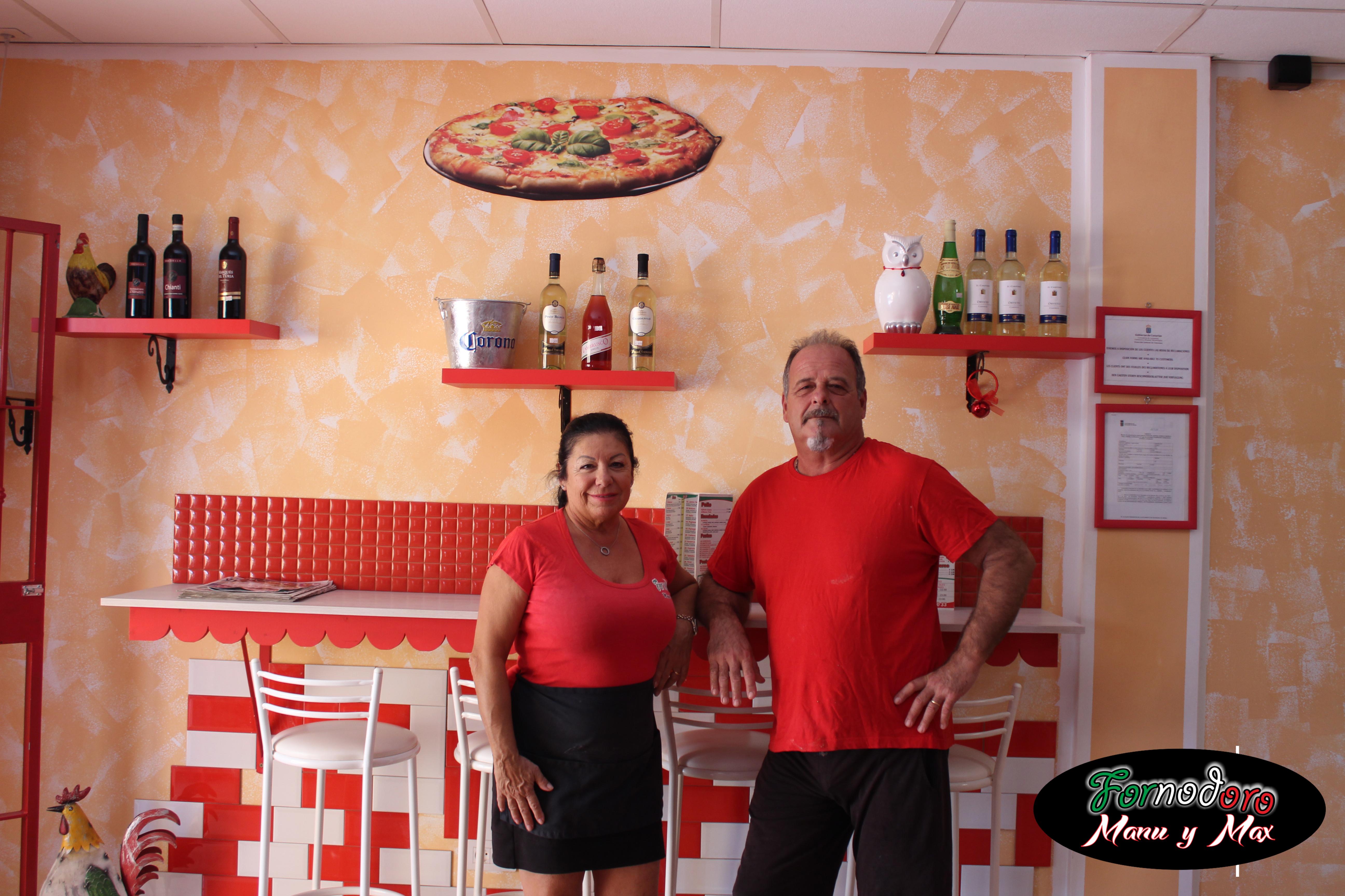 pizzeria en las chafiras fornodoro
