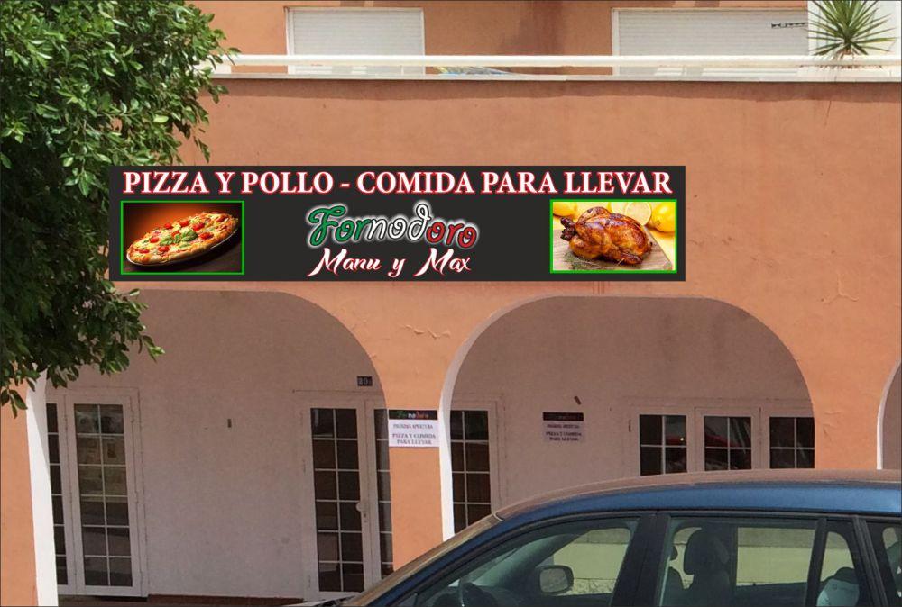 pizzeria fornodoro manu max en las chafiras llano del camello tenerife sur comidas para llevar
