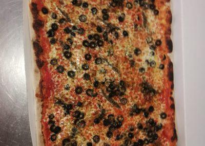 pinsa romana italiana manu max fornodoro pizzeria