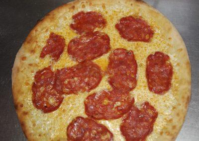 pizza casera fornodoro pizzeria